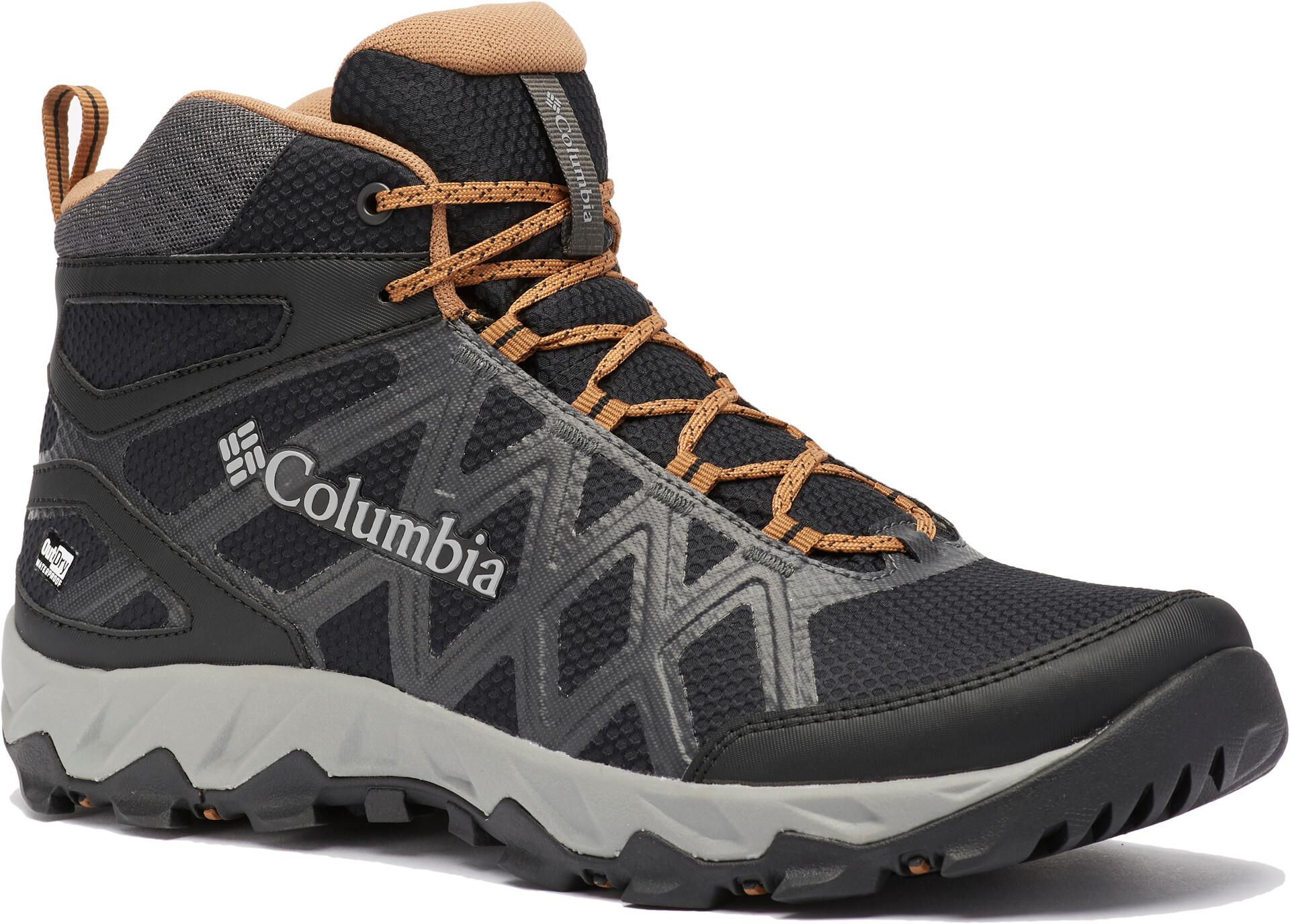 Columbia Peakfreak X2 Outdry Chaussures Homme, blackelk